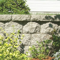Ideal Concrete Block - Retaining Wall Systems