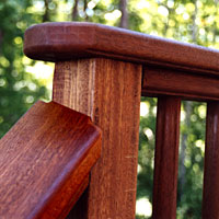 Meridian Decks - Wood Decking