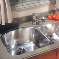 Revere Sink   Stainless Steel Sinks