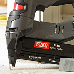 Senco - Nailers, Staplers, Screw Systems